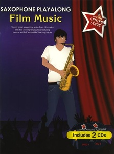 Music Sales Saxophone Playalong Film Music