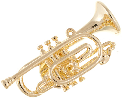 Art of Music Pin Cornet