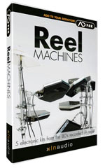 XLN Audio ADpak Reel Machines