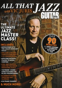 Guitar World Vic Juris| All That Jazz
