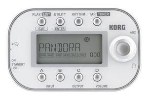 Korg Pandora Mini WH