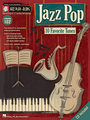 Hal Leonard Jazz Play Along Jazz Pop