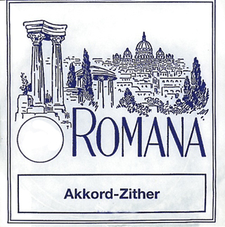 Romana Akkordzither Strings 5/21