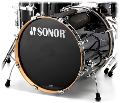 "Sonor 22""x20"" BD Essential Black"