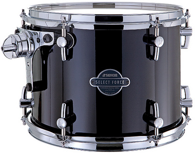 "Sonor 13""x10"" Tom Select Piano Black"