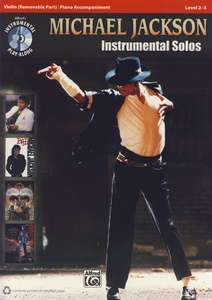 Alfred Music Publishing Michael Jackson Solos Violin