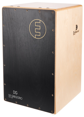 DG De Gregorio Chanela Cajon Black