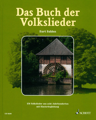 Schott Das Buch Der Volkslieder