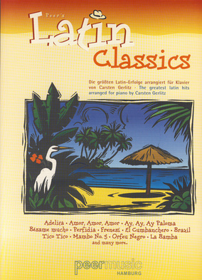 Peermusic Latin Classics for Piano
