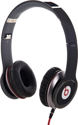 Beats By Dr. Dre Beats Solo HD Black