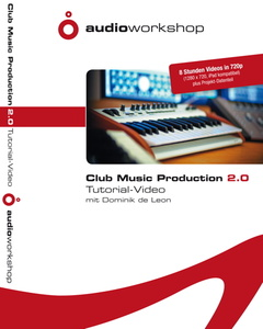 Audio Workshop Club Music Production 2.0 DVD