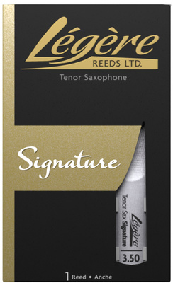 Legere Signature Tenor-Sax 3 1/2