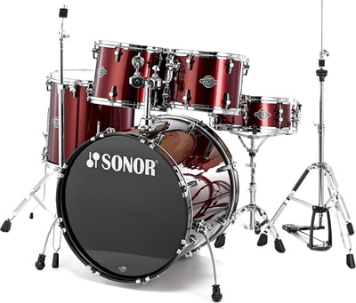 Sonor Smart Force Wine Red Stage 1