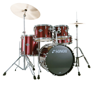 Sonor Smart Force Wine Red Stage2