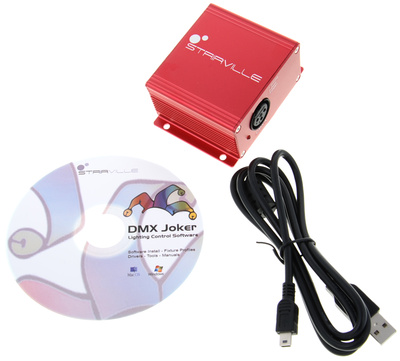 Stairville DMX Joker 512 - USB-DMX Box