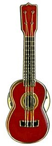 Music Sales Pin Ukulele