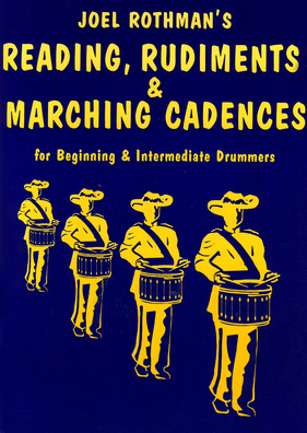 Music Sales Reading,Rudiments & Marching
