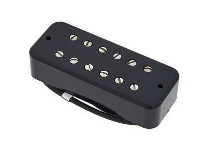 DiMarzio DP210 Tone Zone P90 Black