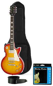 Epiphone Les Paul Ultra III FC Bundle