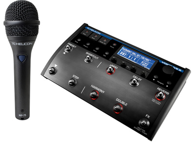 TC-Helicon VoiceLive 2 MP75 Bundle
