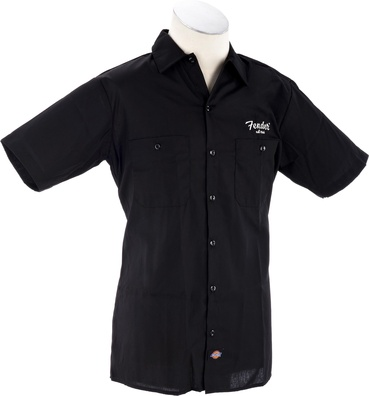 Fender Orig. Fender Shirt Mechanic S