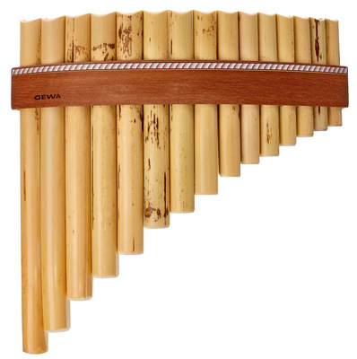 Gewa 700275 Panpipes Bb- Major