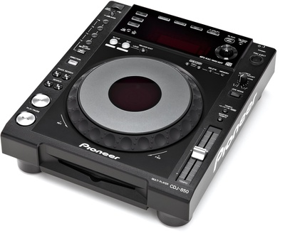 Pioneer CDJ-850-K