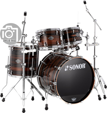 Sonor Ascent Ebony Stripes Jazz