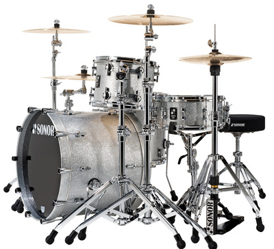 Sonor ProLite Studio 1 Silver -Gloss
