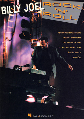 Hal Leonard Billy Joel| Rock 'N' Roll