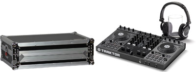 Native Instruments Traktor Kontrol S4 Bundle