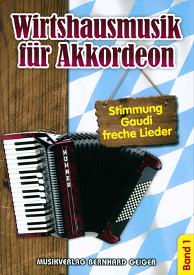 Musikverlag Geiger Wirtshausmusik for Accordion