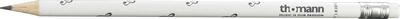 Faber-Castell Thomann Pencil White