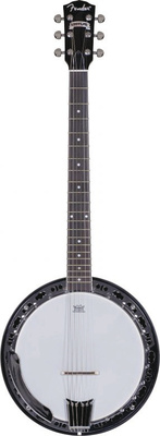 Fender Rustler 6-string Banjo
