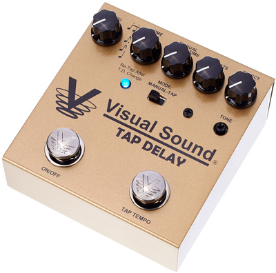 Visual Sound V3 Single Tap Delay