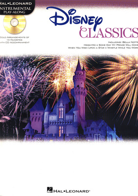 Hal Leonard Disney Classics for Clarinet