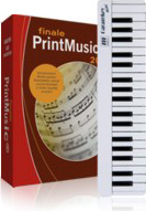 MakeMusic Finale Printmusic & Garagekey