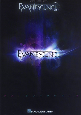 Hal Leonard Evanescence Piano/Voice/Guitar