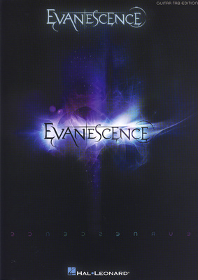 Hal Leonard Evanescence for Guitar