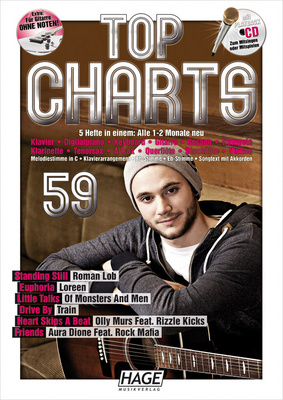 Hage Musikverlag Top Charts 59