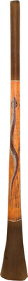 Thomann Didgeridoo with Dotpaint Cis