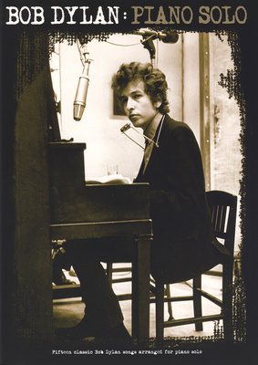 Wise Publications Bob Dylan Piano Solo