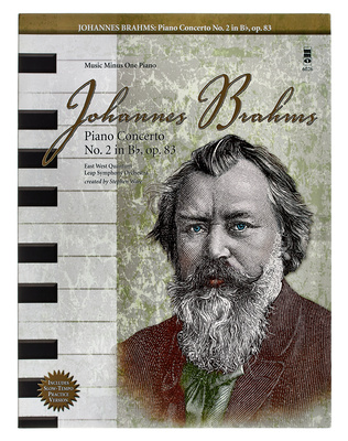 Music Minus One Brahms Piano Concerto No.2