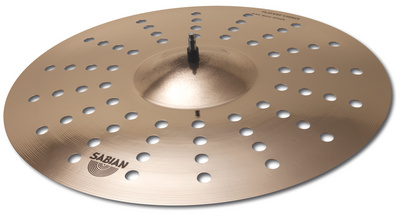 "Sabian 16"" AAX Aero Crash"