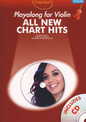 Wise Publications Guest Spot All New Chart VL